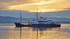 'THV Patricia' off Greenock Esplanade - 13 August 2015