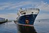 'NLV Pharos' at James Watt Dock - 13 August 2015