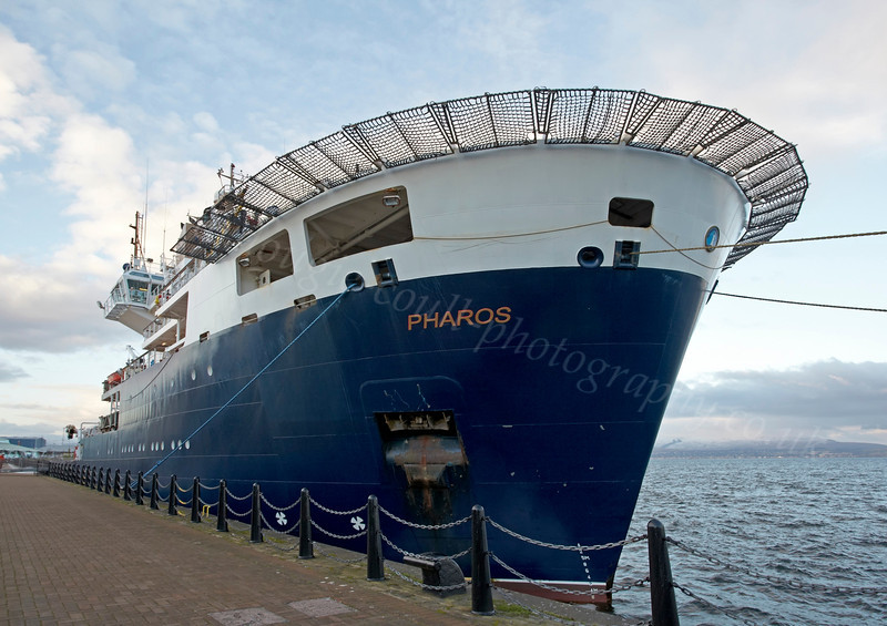 NLV Pharos at Custom House Quay - 19 January 2013