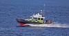MOD Police Boat 'Skye' off Cloch Lighthouse - 24 December 2020