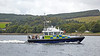 MOD Police Boat 'Jura' off Rhu Spit - 5 September 2019