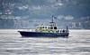 MOD Police Boat 'Condor' off Kilcreggan - 15 September 2020