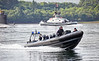 MOD Police RHIB off Rhu Spit - 31 May 2017
