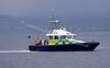 Police Launch - Gigha