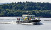 Police Boat 'Condor' at Faslane - 12 July 2020