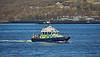 MOD Police Boat 'Jura' off Faslane - 25 February 2021