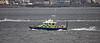 MOD Police Boat 'Barra' off Cloch Lighthouse - 10 January 2017