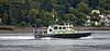 MOD Police Boat 'Condor' off Rhu Spit - 13 August 2018