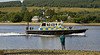 Police Boat 'Condor' at Faslane - 12 July 2020