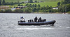 MOD Police RHIB off Rhu Spit - 12 June 2017