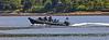 MOD Police RHIB off Rhu Spit - 19 July 2021