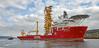 'Ceona Amazon' off Inchgreen Repair Quay - 20 September 2016