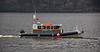 Crew Transfer Boat at Glen Mallan Jetty in Loch Long - 25 February 2021
