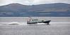 Pilot Cutter 'Mount Stuart' - Off Greenock Esplanade - 24 August 2012