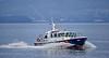 Pilot Cutter 'Toward' Passing East India Harbour - 7 December 2013