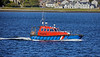 Pilot Cutter 'Skua' off Roseneath - 26 September 2020