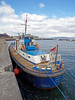 Pilot Cutter 'Cloch' - East India Harbour - 28 March 2013