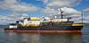 'Ocean Victory' off Greenock - 1 September 2015