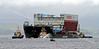Queen Elizabeth - Lower Block 03 - Off East India Harbour - 16 August 2011