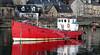 Benbola - Converted Dutch Trawler - Bowling Harbour