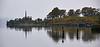 View from Bowling Basin Marina - 18 October 2020