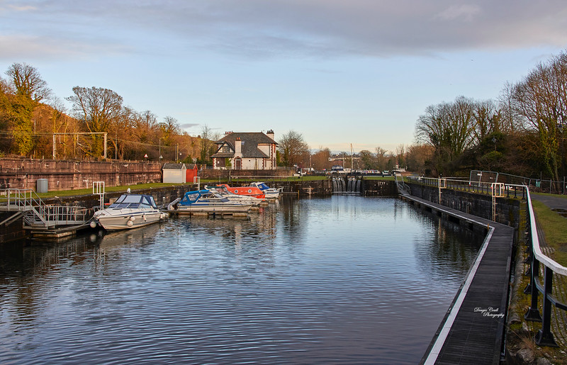 Bowling Basin Marina - 1 February 2020