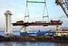 Lara 1 at James Watt Dock - 21 November 2020