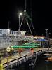 Linkspan Project at Gourock Pier - 3 November 2020
