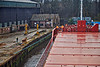 'Medal' Berthing at Lobnitz on the River Clyde - 8 April 2014