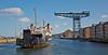 'MV Isle of Arran' at James Watt Dock - 1 October 2014