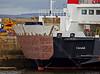 'MV Coruisk' at James Watt Dock - 11 April 2014
