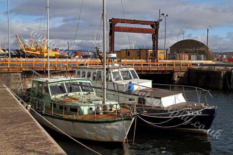 Small Craft (Lynx) - James Watt Dock