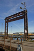 Tide Gate Between the James Watt Dock and the Great Harbour - Long Since Defunct