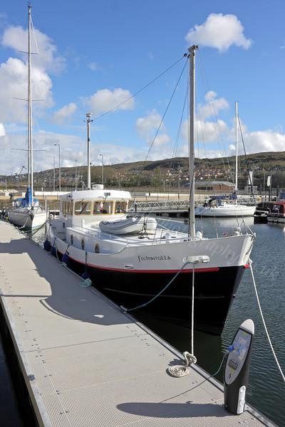 Fochintulla - James Watt Dock Marina - 9 April 2012