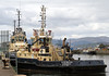 Svitzer Milford - James Watt Dock - 12 April 2012