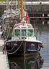 Pilot Cutter 'Toward'  - James Watt Dock Marina - 31 March 2012