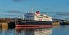 'MV Hebridean Princess at James Watt Dock - 4 January 2017