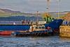 'Isis' at Garvel Dock - 20 May 2013