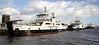 Loch Shira, Loch Portain, and Hebridean Princess - James Watt Dock - 30 January 2013