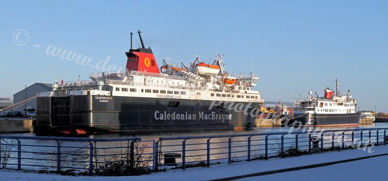 Caledonian Isles and Hebridean Princess