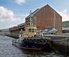 'Svitzer Milford' - James Watt Dock - 31 August 2013