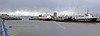 James Watt Dock - Winter Day