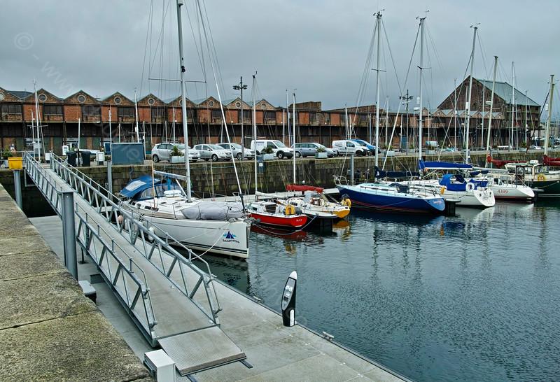 James Watt Dock Marina - 18 February 2015