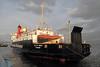 'Isle of Arran' - James Watt Dock - 19 January 2012