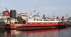 'Sound of Scalpay'- James Watt Dock - 15 January 2012