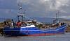 'Lough Foyle' Exits Garvel Dry Dock - Greenock