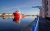 Vos Shine - James Watt Dock - 25 February 2013