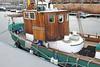 Nordcaperen - James Watt Dock Marina - 11 January 2012