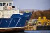 Hydro Pioneer at Garvel Dock - 17 February 2021