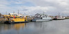 SD Raasay, HMS Blyth, and Balmoral - James Watt Dock - 14 May 2012